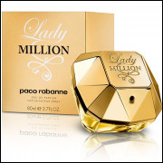 Lady Million Feminino Eau de Parfum - 80ml