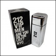 212 Vip Men Masculino Eau de Toilette - 100ml
