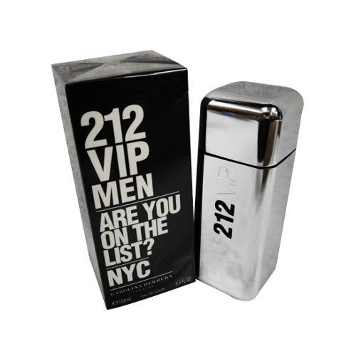 212 Vip Men Masculino Eau de Toilette - 100ml