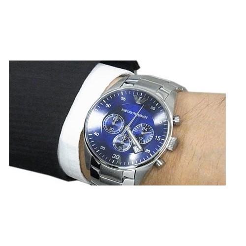 22c1544a5b0 Relógio Empório Armani 5860 Clássico - Masculino