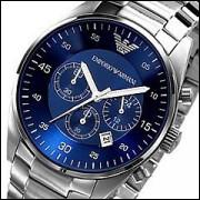 Relógio Empório Armani 5860 Clássico - Masculino