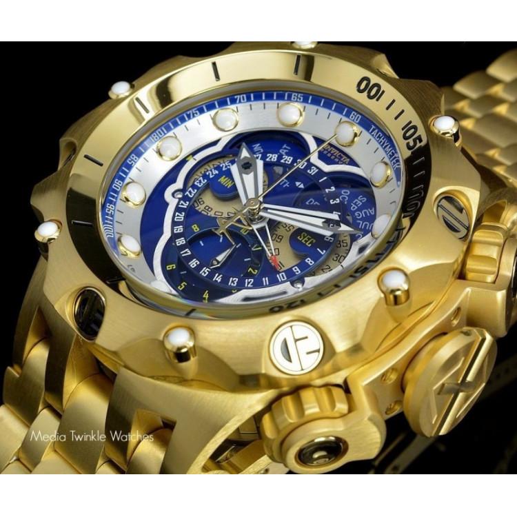 Relógio Invicta Venom Hybrid 16805 Gold - Masculino